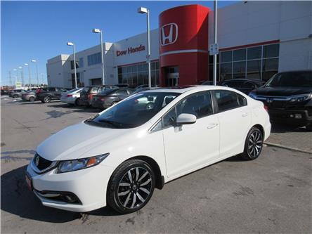 2015 Honda Civic Touring (Stk: 28271L) in Ottawa - Image 1 of 16
