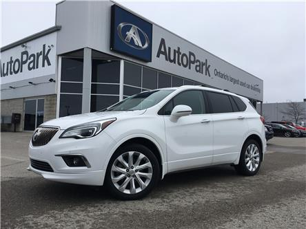 2017 Buick Envision Premium I (Stk: 17-44752JB) in Barrie - Image 1 of 27