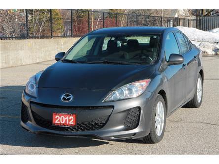 2012 Mazda Mazda3 GX (Stk: 2002077) in Waterloo - Image 1 of 20