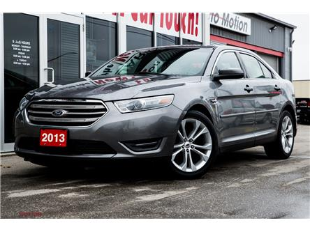 2013 Ford Taurus SEL (Stk: 20260) in Chatham - Image 1 of 24