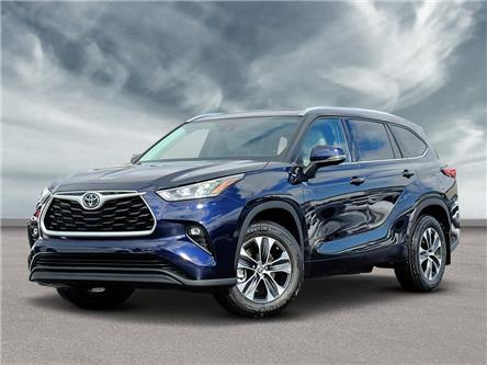 2020 Toyota Highlander XLE (Stk: 20HG365) in Georgetown - Image 1 of 10