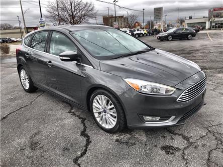2018 Ford Focus Titanium (Stk: 45139) in Windsor - Image 1 of 14