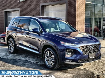 2019 Hyundai Santa Fe Preferred 2.0 (Stk: H3917) in Toronto - Image 1 of 28