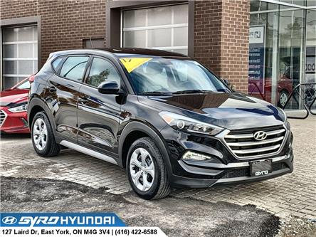 2017 Hyundai Tucson Base (Stk: H5695) in Toronto - Image 1 of 28
