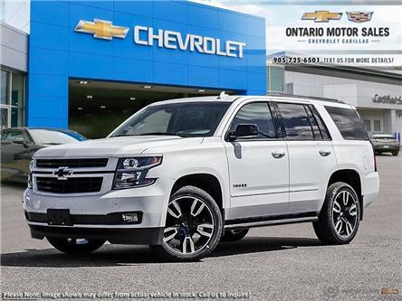 2020 Chevrolet Tahoe Premier (Stk: T0205510) in Oshawa - Image 1 of 27