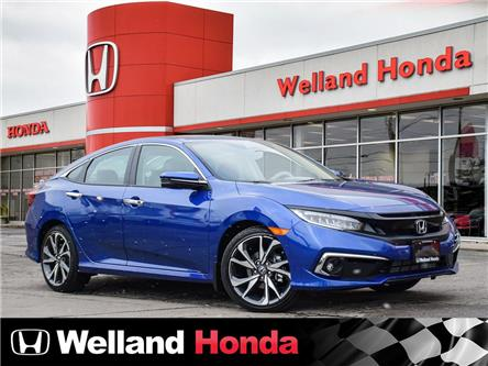 2020 Honda Civic Sport Touring (Stk: N19485) in Welland - Image 1 of 27