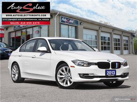 2013 BMW 320i xDrive (Stk: 131MAL2) in Scarborough - Image 1 of 28
