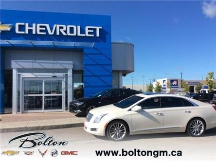 2013 Cadillac XTS Platinum Collection (Stk: 133229A) in BOLTON - Image 1 of 11