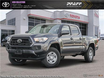 2020 Toyota Tacoma 4x4 Double Cab Regular Bed V6 6A (Stk: H20320) in Orangeville - Image 1 of 24
