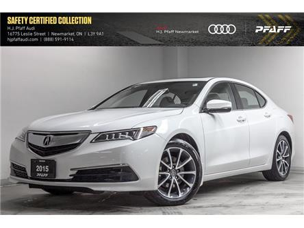 2015 Acura TLX Base (Stk: A13103A) in Newmarket - Image 1 of 22