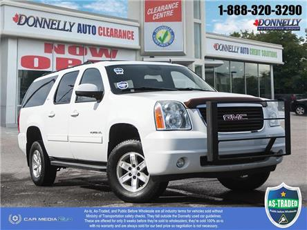 2010 GMC Yukon XL 1500 SLT (Stk: PBWDS1862A) in Ottawa - Image 1 of 28