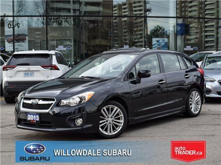 2013 Subaru Impreza 5dr HB Man 2.0i w-Limited Pkg >>No accident<< (Stk: 16488A) in Toronto - Image 1 of 28