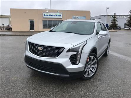 2020 Cadillac XT4 Premium Luxury (Stk: F109326) in Newmarket - Image 1 of 24