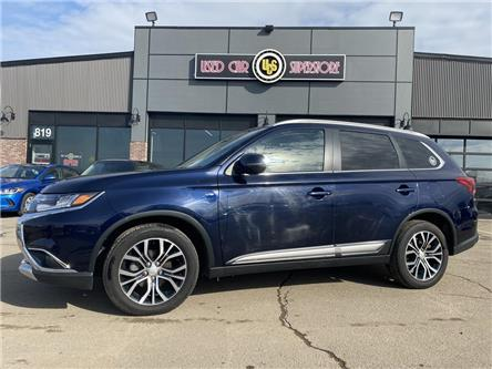 2018 Mitsubishi Outlander GT (Stk: 3753) in Thunder Bay - Image 1 of 16