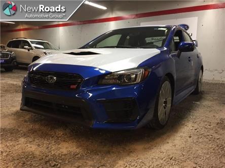 2020 Subaru WRX STI Sport-tech w/Wing (Stk: S20231) in Newmarket - Image 1 of 21