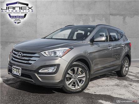 2015 Hyundai Santa Fe Sport 2.4 Luxury (Stk: 20078) in Ottawa - Image 1 of 28
