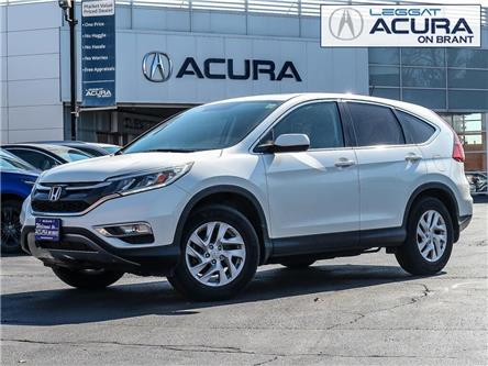 2016 Honda CR-V EX-L (Stk: 4195) in Burlington - Image 1 of 26