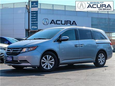 2016 Honda Odyssey EX (Stk: 4194) in Burlington - Image 1 of 24