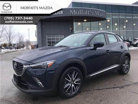 2018 Mazda CX-3 GT (Stk: 28220) in Barrie - Image 1 of 25