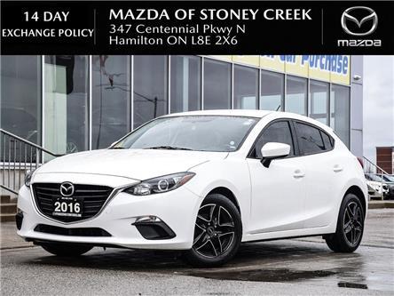 2016 Mazda Mazda3 Sport GX (Stk: SU1513) in Hamilton - Image 1 of 23