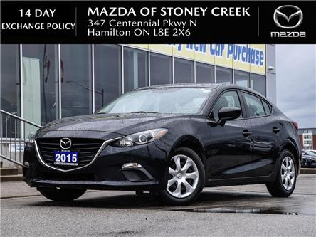 2015 Mazda Mazda3 GX (Stk: SU1505) in Hamilton - Image 1 of 20