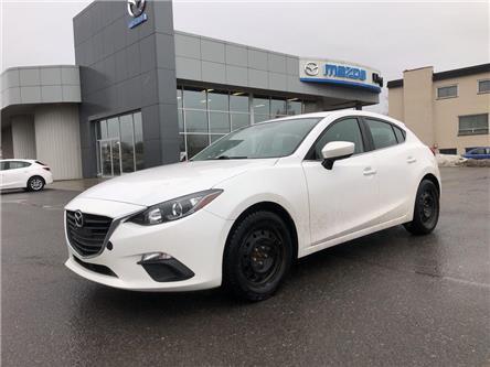 2014 Mazda Mazda3 Sport GS-SKY (Stk: 18T140A) in Kingston - Image 1 of 2