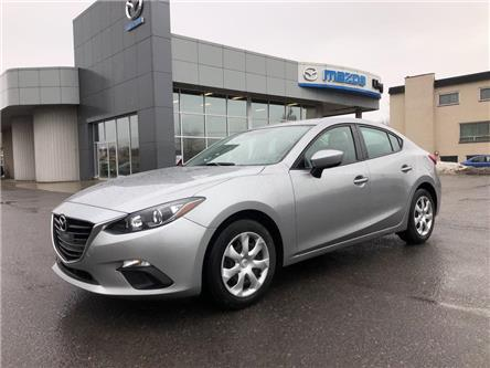 2015 Mazda Mazda3 GX (Stk: 20P018) in Kingston - Image 1 of 2