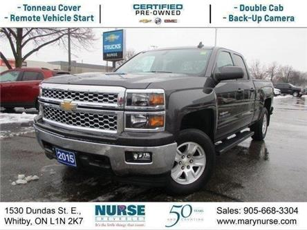 2015 Chevrolet Silverado 1500 1LT (Stk: 20P042A) in Whitby - Image 1 of 26
