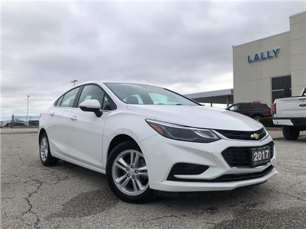 2017 Chevrolet Cruze LT Auto (Stk: S10389A) in Leamington - Image 1 of 23