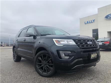 2017 Ford Explorer XLT (Stk: S10473R) in Leamington - Image 1 of 27