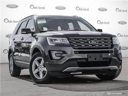 2017 Ford Explorer XLT (Stk: 9T704A) in Oakville - Image 1 of 26
