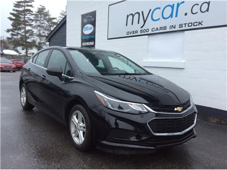 2018 Chevrolet Cruze LT Auto (Stk: 200282) in Richmond - Image 1 of 20