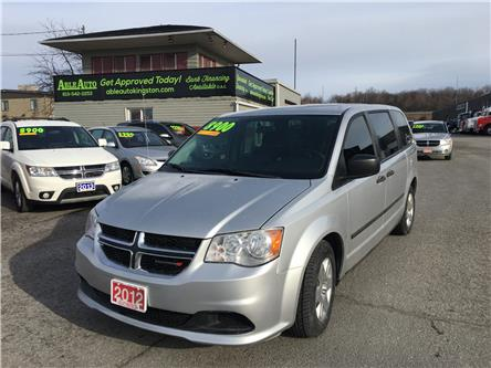 2012 Dodge Grand Caravan SE/SXT (Stk: 2643) in Kingston - Image 1 of 7