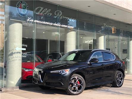 2020 Alfa Romeo Stelvio ti (Stk: 71AR) in Toronto - Image 1 of 23