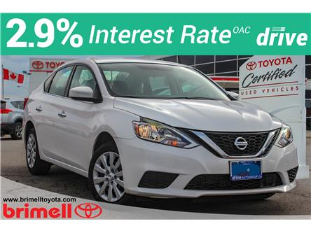 2019 Nissan Sentra SV (Stk: 10263N) in Scarborough - Image 1 of 24