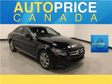 2016 Mercedes-Benz C-Class Base (Stk: R0903) in Mississauga - Image 1 of 26