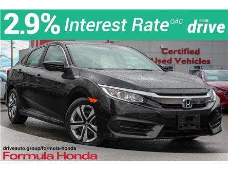 2016 Honda Civic LX (Stk: B11770) in Scarborough - Image 1 of 27