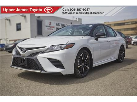 2020 Toyota Camry XSE (Stk: 200529) in Hamilton - Image 1 of 19