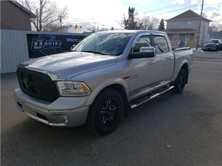 2017 RAM 1500 Laramie (Stk: 12176) in Fort Macleod - Image 1 of 23