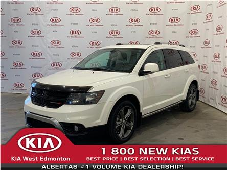 2015 Dodge Journey Crossroad (Stk: 7471) in Edmonton - Image 1 of 37