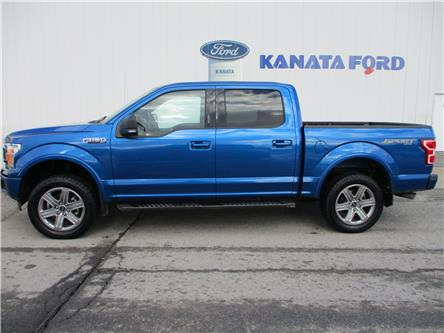 2018 Ford F-150  (Stk: 19-17621) in Kanata - Image 1 of 17