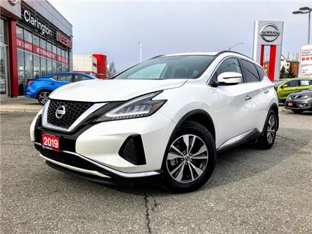 2019 Nissan Murano SV (Stk: LN101945A) in Bowmanville - Image 1 of 34