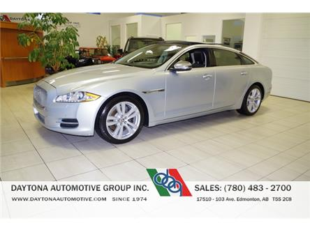 2011 Jaguar XJ XJL (Stk: 1760) in Edmonton - Image 1 of 24