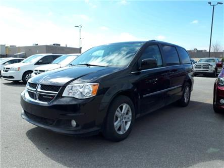 2017 Dodge Grand Caravan Crew (Stk: HR755766T) in Sarnia - Image 1 of 5