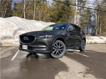 2017 Mazda CX-5 GT (Stk: T04) in Fredericton - Image 1 of 19