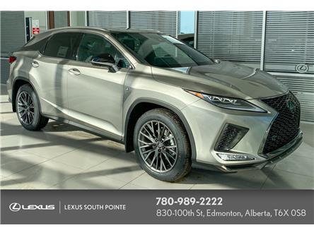2020 Lexus RX 350 Base (Stk: LL00402) in Edmonton - Image 1 of 18