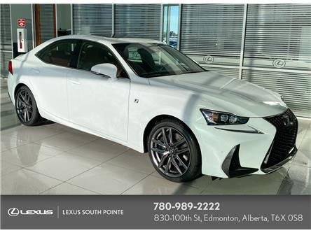 2020 Lexus IS 300 Base (Stk: LL00456) in Edmonton - Image 1 of 18
