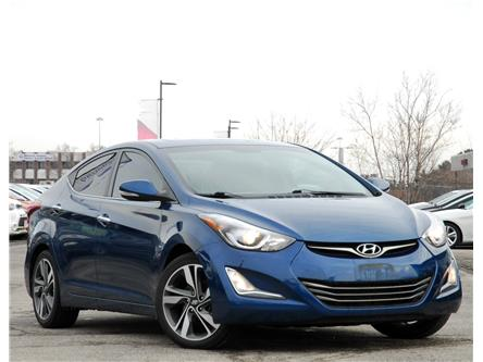 2014 Hyundai Elantra Limited (Stk: P59816AX) in Kitchener - Image 1 of 5