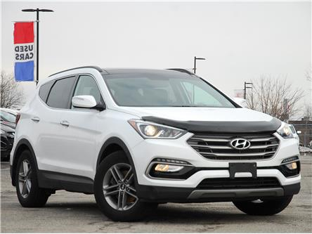 2018 Hyundai Santa Fe Sport 2.4 Luxury (Stk: 59123A) in Kitchener - Image 1 of 5