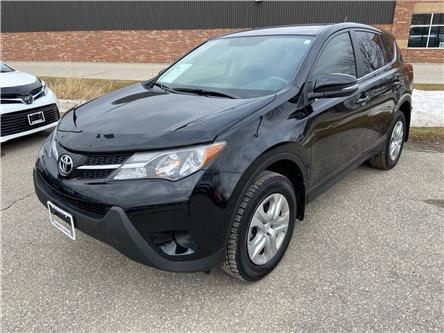 2015 Toyota RAV4 LE (Stk: A02273) in Guelph - Image 1 of 24